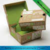 Carton Boxes Small Fruits Vegetables Mail Corrugated Box For Promotion