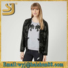New arrival womens western custom embroidered bomber jackets