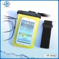 High quality waterproof arm bags fits your smart phone