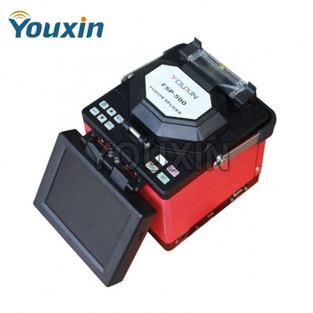 Fiber Digital Splicing machine for free shipping