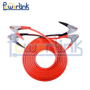 C50067 25ft Heavy Duty 2 Gauge Booster Jumper Cables Auto Car Jumping Cables 600AMP