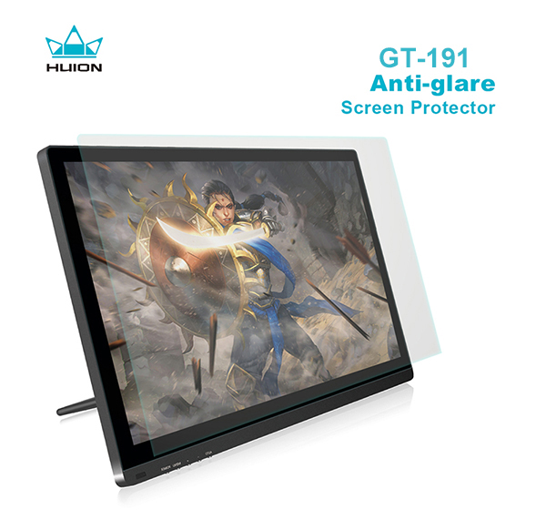 Huion GT-191 19.5 inch IPS LCD Pen Display <strong>Monitor</strong> 8192 Levels Graphics digital pen tablet <strong>monitor</strong>