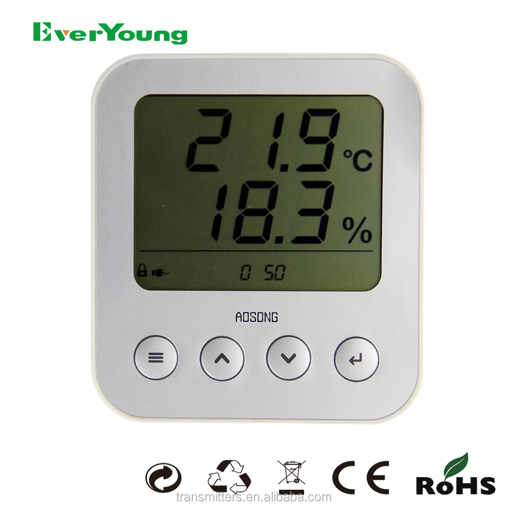 Indoor usage 4-20mA Temperature Humidity Transmitter