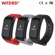 printable and long standby manufacturer price bluetooth4.0 smart wristband for calories measuring