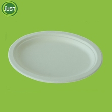 Eco sugarcane bagasse oven and microwave safe food containers