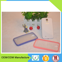 mold make plastic phone case phone case vendor for Samsung galaxy S4