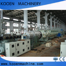 China supplier pe/hdpe pipe production line