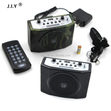 J.I.Y Q1 china supplier cheap price bird sound device,mp3 bird callers sound amplifier for hunting