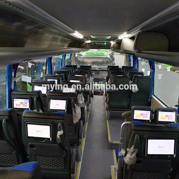 Bus Seats with TV Luxury design & high standard