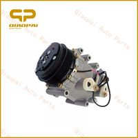 Aftermarket 24V clutch 6PK Auto AC cooling Scroll Compressor Japanese parts