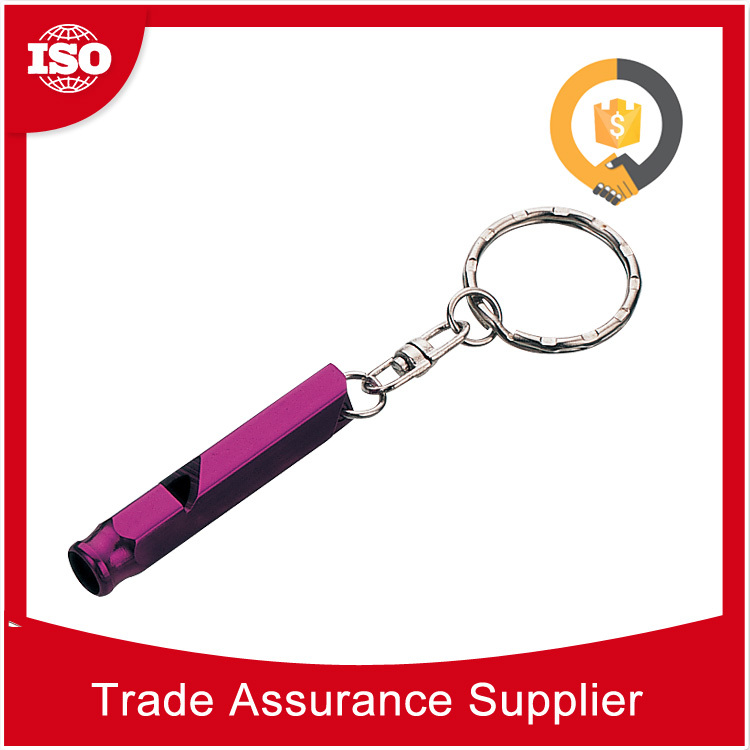 OEM ODM Welcome customized standard size metal basketball whistle