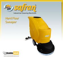 Location Washing cleaning hard floor sweeper