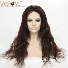 China wig factory European human hair injection silk base full lace wig for white women
