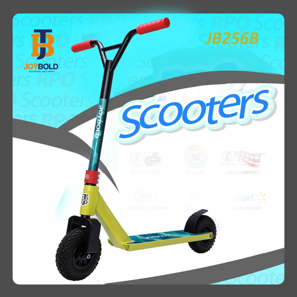 scooter plastic body parts, gas scooter wholesale, kids kick scooter JB256B with color option