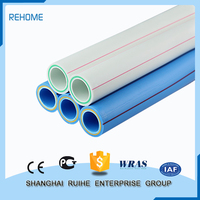 Popular Safety and sanitary ppr pipe names fittings water pipes wholesale