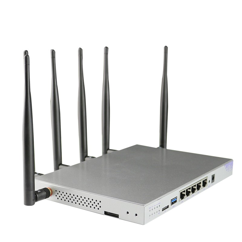 Made in China captive industrial portal wifi openwrt 4g lte router