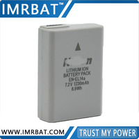 Original EN-EL14 a High power aechargeable Digital camera battery