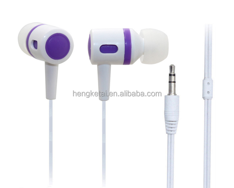 promotion earphones hot selling earphonea for kids free sample factory price