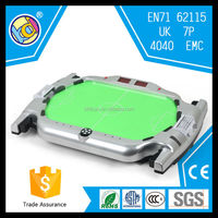 2015 new machine classic sport game table electric football table