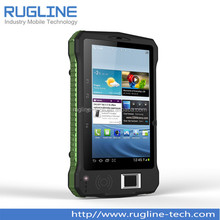 All In One Rugged 7 inch Dual core 1.2GHz 1024*600 dpi 8000mAh Android 4.0.4 ip65 waterproof cheap mobile tablet pc (RT720)