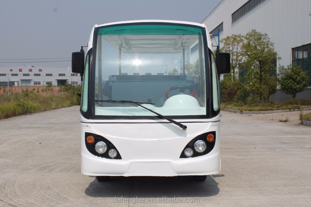 cheap 14 seats electric sightseeing car for sale USA