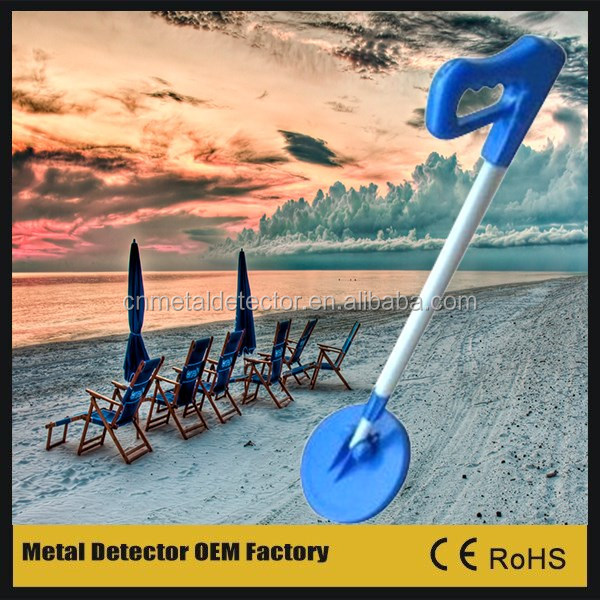 MD-1005 Gold metal detector for KIDS outdoor sports equipment