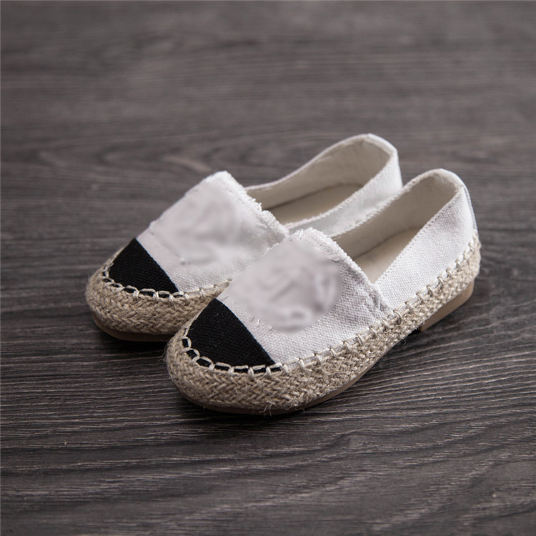 fashion design canvas shoe child wear new arrival knitted