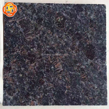 Low Price Dark Blue Square Granite Slabs