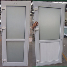frosted glass interior french doors door upvc bathroom door
