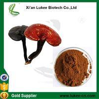 Health and Medical Ganoderma lucidum spore powder / reishi mushroom lingzhi extract