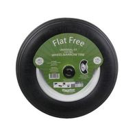 Polyurethane rubber wheels 8 inch