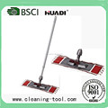 100% Microfiber Mop Cleaning Flat Mop with Extendable Handle 120CM