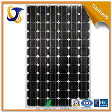 50W Monocrystalline Silicon sunpower solar panel suit for solar street light