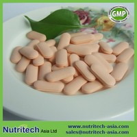 High quality private label health supplements Vitamin B-50 Complex Tablets Oem contract manufacturer