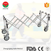 Durable Church Coffin Truck Folding Trolley