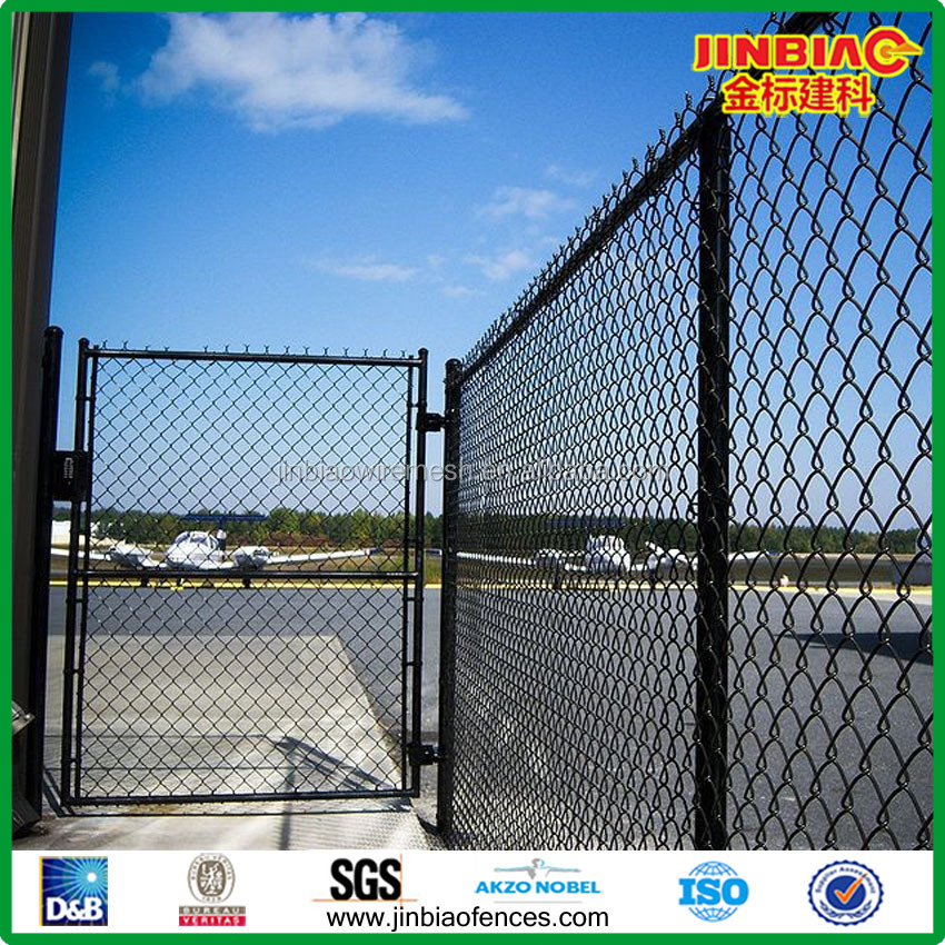 football playground fence link chain jinbiao fence wholesale