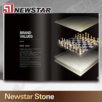 NewStar marble catalogue printing cost