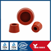 custom tapered rubber bung/ drilled rubber stopper /high quality rubber plug