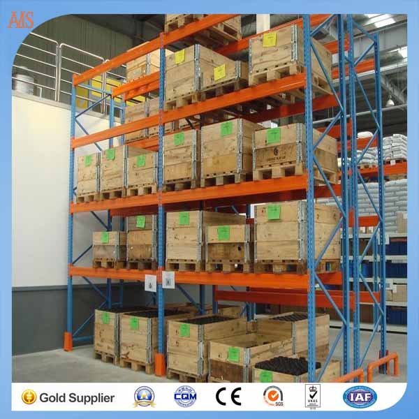 Commercial Stainless Steel metal warehouse pallet racking