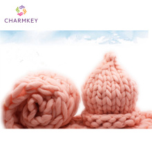 2016 The best selling wool yarn for anti-pilling sweater madame tricote paris yarn