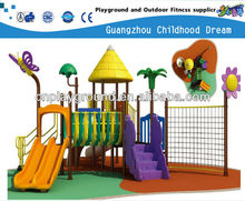 Outdoor activity sets plastic toy backyard playground sets