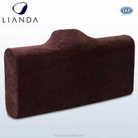 High quality Indian bamboo charcoal memory pillow Customized