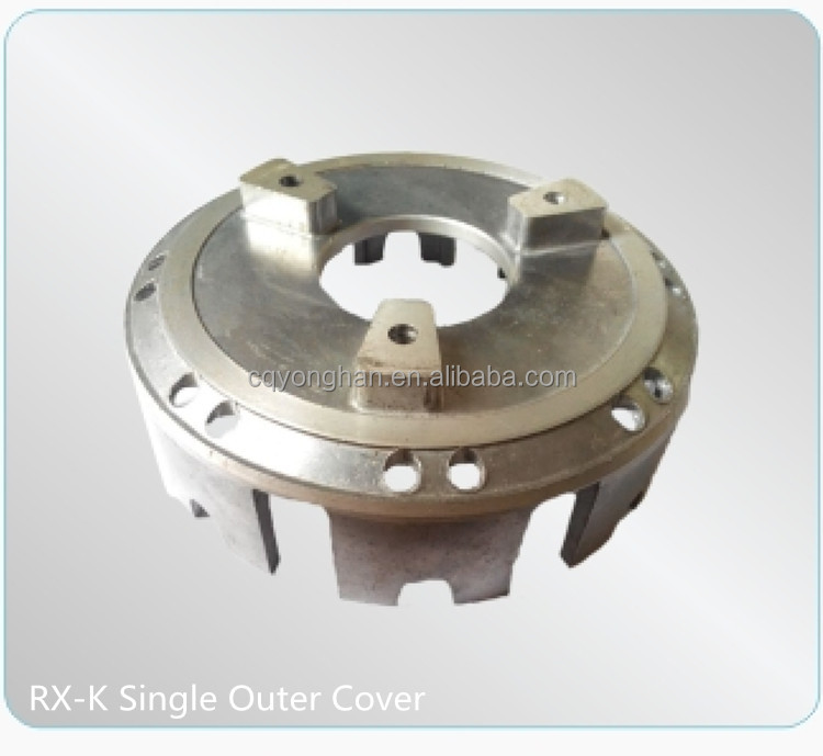 Good Quality Clutch Hub RX-K Single Outer Cover For Motorcycle