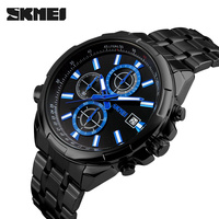 stainless steel back quartz watch water resistant water resistant