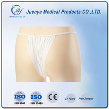 High quality hospital disposable g-string for Medical and Surgical use