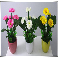 Artificial Potted Flower For Hotel Home