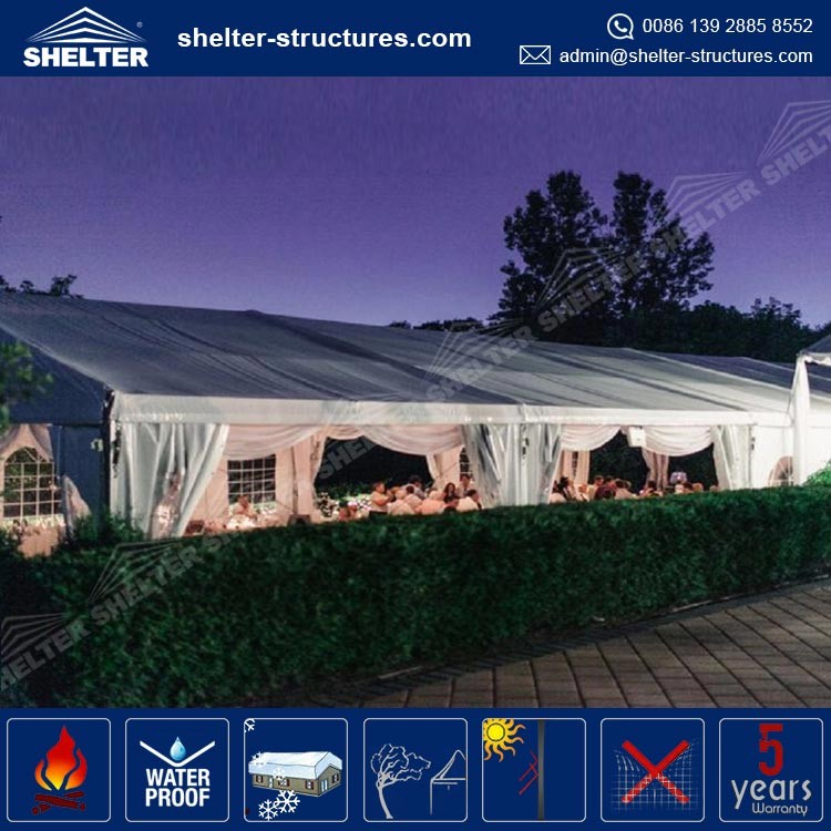 20x20m large construction tent used tents for sale using different function made by shelter tent in guangzhou