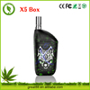 Custom vaporizer pen vapor variable temperature mod e cigarette
