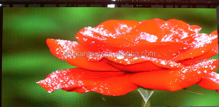 Flexible LED Screen & Flex Curtain Video Wall For Mobile Stage p7mm