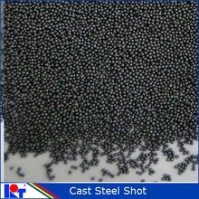 Perfect sand blasting metal abrasives cast steel shot s280